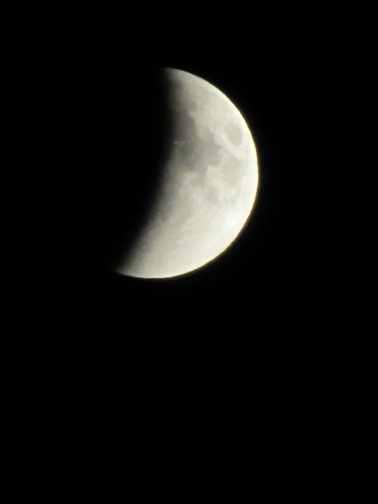 Lunar Eclipse, 2015